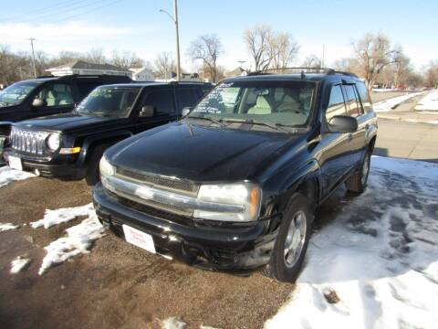 2008 Chevrolet TrailBlazer for sale at Scott Spady Motor Sales LLC in Hastings NE