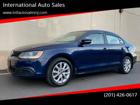 2012 Volkswagen Jetta for sale at International Auto Sales in Hasbrouck Heights NJ