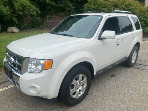 2012 Ford Escape for sale at Padula Auto Sales in Braintree MA