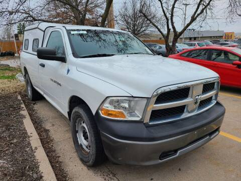 2011 RAM Ram Pickup 1500 for sale at AA Auto Sales LLC in Columbia MO