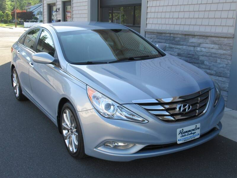 2012 Hyundai Sonata for sale at Hammonton Auto Exchange in Hammonton NJ