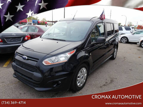 2014 Ford Transit Connect Wagon for sale at Cromax Automotive in Ann Arbor MI