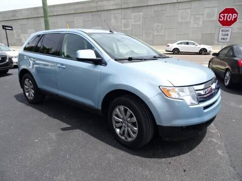 2008 Ford Edge for sale at DONNY MILLS AUTO SALES in Largo FL