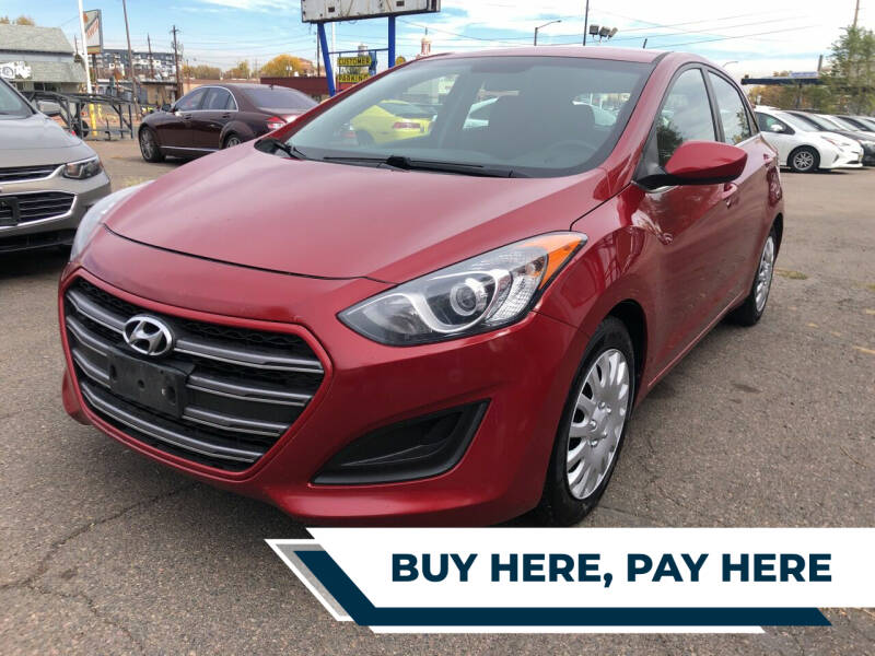 2016 Hyundai Elantra GT for sale at Mister Auto in Lakewood CO