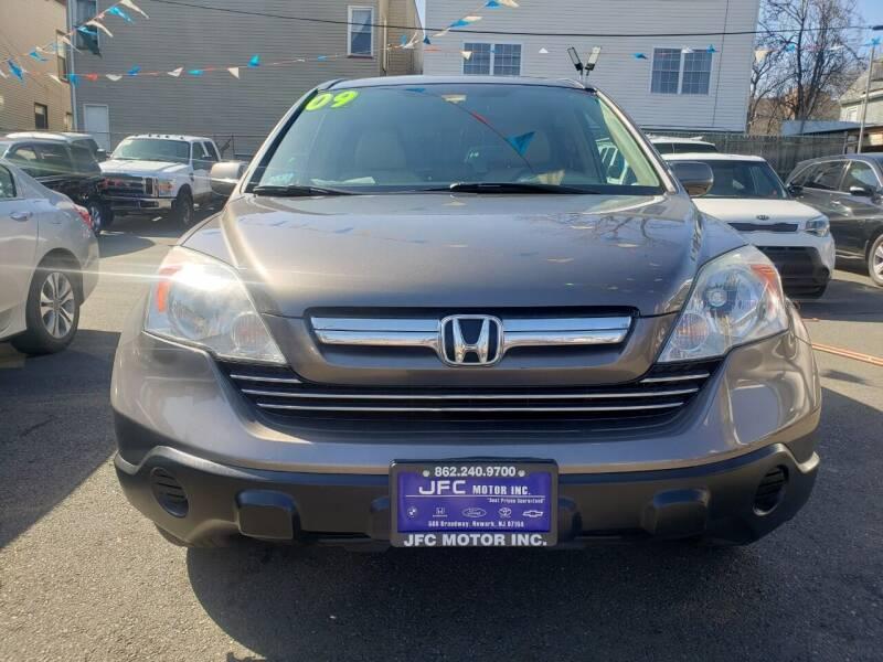 2009 Honda CR-V for sale at JFC Motors Inc. in Newark NJ