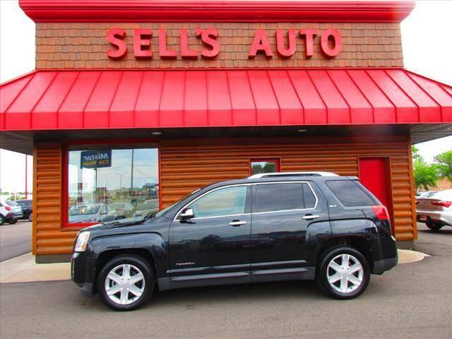 2011 GMC Terrain for sale at Sells Auto INC in Saint Cloud MN
