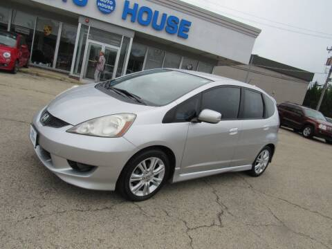 2011 Honda Fit for sale at Auto House Motors in Downers Grove IL