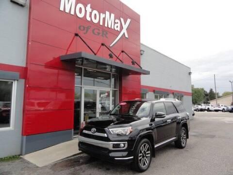2015 Toyota 4Runner for sale at MotorMax of GR in Grandville MI