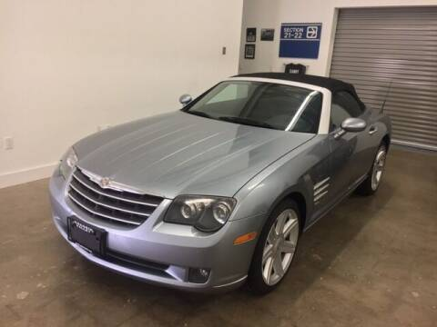 2005 Chrysler Crossfire for sale at CHAGRIN VALLEY AUTO BROKERS INC in Cleveland OH