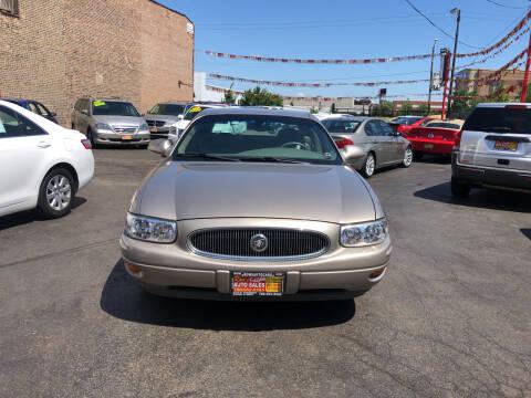 2001 Buick LeSabre for sale at RON'S AUTO SALES INC in Cicero IL