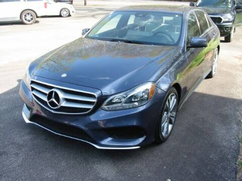 2016 Mercedes-Benz E-Class for sale at Southern Used Cars in Dobson NC