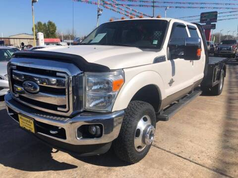 2011 Ford F-350 Super Duty for sale at Pasadena Auto Planet in Houston TX