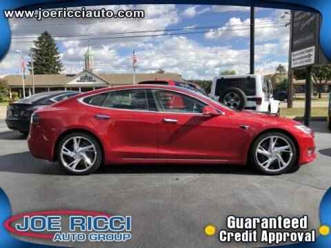 2017 Tesla Model S for sale at Mr Intellectual Cars in Shelby Township MI
