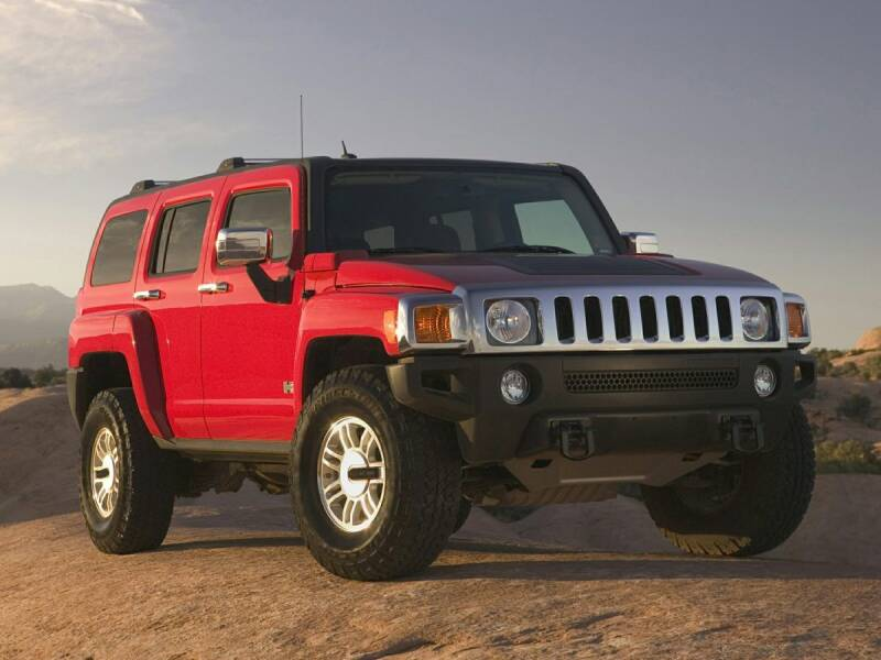 2008 HUMMER H3 for sale in Houston, TX