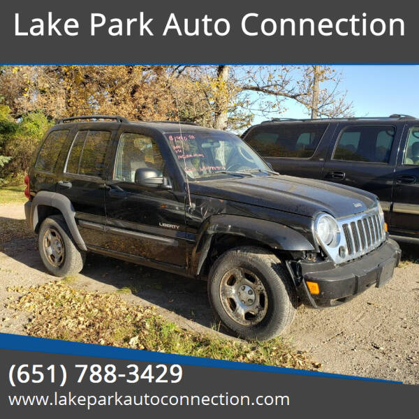 2004 Jeep Liberty for sale at Lake Park Auto Connection in Lake Park MN