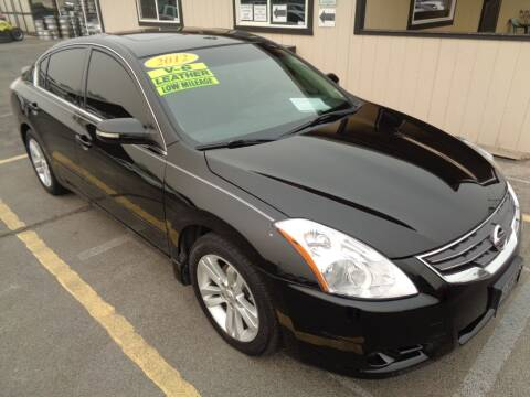 2012 Nissan Altima for sale at BBL Auto Sales in Yakima WA