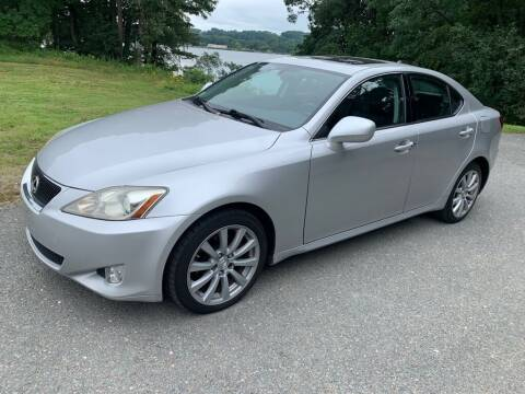 2008 Lexus IS 250 for sale at Elite Pre-Owned Auto in Peabody MA