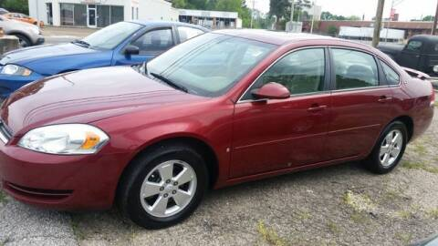 2008 Chevrolet Impala for sale at AFFORDABLE DISCOUNT AUTO in Humboldt TN