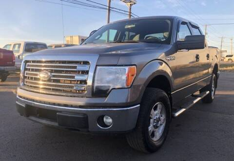 2013 Ford F-150 for sale at Instant Auto Sales in Chillicothe OH