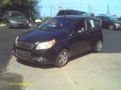 2009 Chevrolet Aveo for sale at Flag Motors in Columbus OH