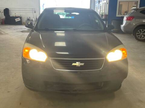 2006 Chevrolet Malibu Maxx for sale at Ricky Auto Sales in Houston TX