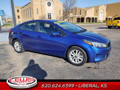 2017 Kia Forte for sale at Lewis Chevrolet Buick of Liberal in Liberal KS