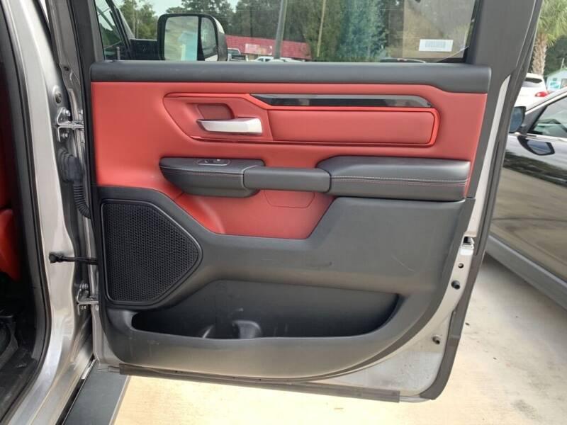 2020 RAM Ram Pickup 1500 4x2 Rebel 4dr Crew Cab 5.6 ft. SB Pickup - Sanford FL