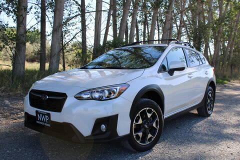 2019 Subaru Crosstrek for sale at Northwest Premier Auto Sales in West Richland And Kennewick WA