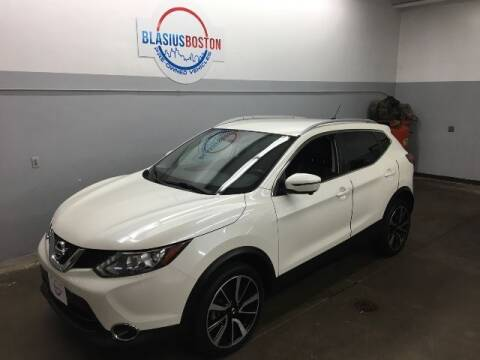 2017 Nissan Rogue Sport for sale at WCG Enterprises in Holliston MA
