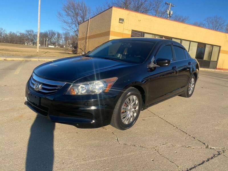2012 Honda Accord for sale at Xtreme Auto Mart LLC in Kansas City MO