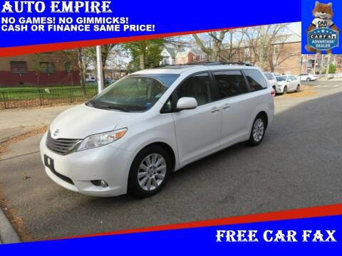 2011 Toyota Sienna for sale at Auto Empire in Brooklyn NY