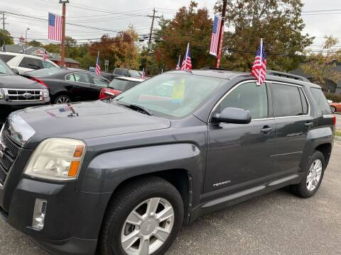 2011 GMC Terrain for sale at Primary Motors Inc in Commack NY