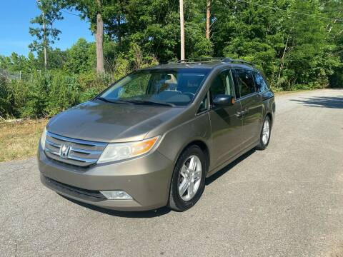 2011 Honda Odyssey for sale at Speed Auto Mall in Greensboro NC