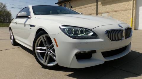 2012 BMW 6 Series for sale at Prudential Auto Leasing in Hudson OH