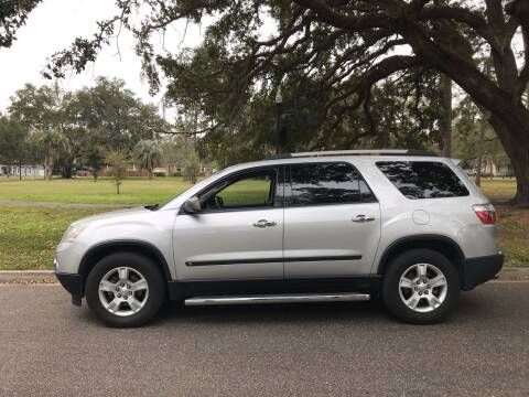 2010 GMC Acadia for sale at Import Auto Brokers Inc in Jacksonville FL