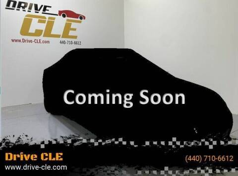 2009 Volkswagen New Beetle Convertible for sale at Drive CLE in Willoughby OH