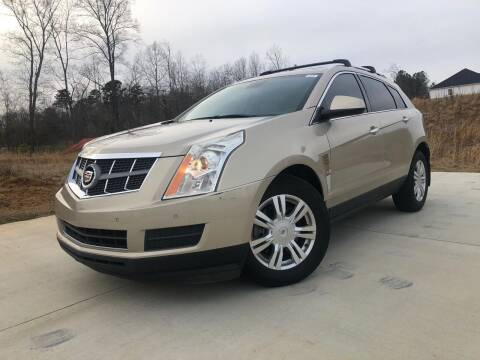 2010 Cadillac SRX for sale at El Camino Auto Sales in Sugar Hill GA