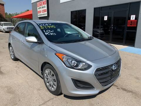 2017 Hyundai Elantra GT for sale at Legend Auto Sales in El Paso TX