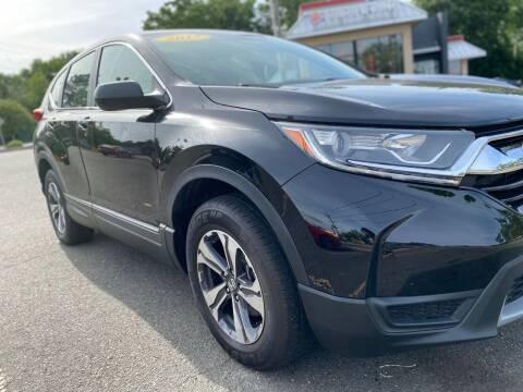 2017 Honda CR-V for sale at Nasa Auto Group LLC in Passaic NJ