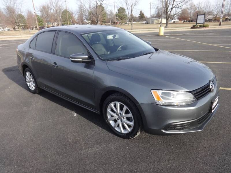 2011 Volkswagen Jetta for sale at Just Drive Auto in Springdale AR