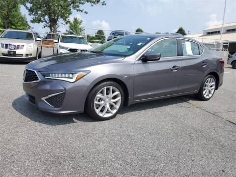 2019 Acura ILX for sale at CU Carfinders in Norcross GA