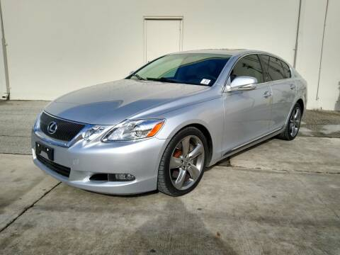 2011 Lexus GS 350 for sale at 57 Auto Sales in San Antonio TX