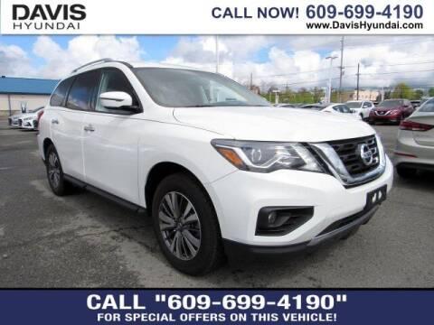 2019 Nissan Pathfinder for sale at Davis Hyundai in Ewing NJ