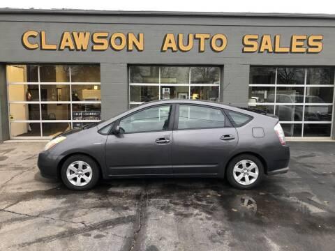 2009 Toyota Prius for sale at Clawson Auto Sales in Clawson MI