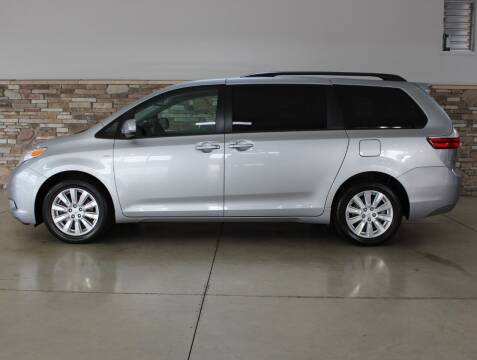 2017 Toyota Sienna for sale at Bud & Doug Walters Auto Sales in Kalamazoo MI