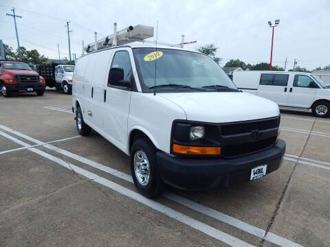 2014 Chevrolet Express Cargo for sale at Vail Automotive in Norfolk VA
