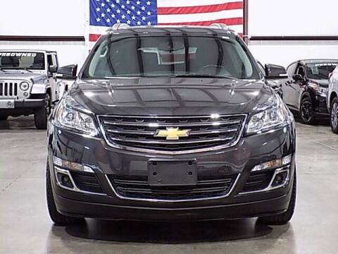 2017 Chevrolet Traverse for sale at Texas Motor Sport in Houston TX