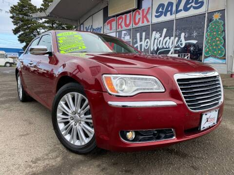 2014 Chrysler 300 for sale at Xtreme Truck Sales in Woodburn OR