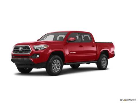 2017 Toyota Tacoma for sale at Ken Wilson Ford in Canton NC