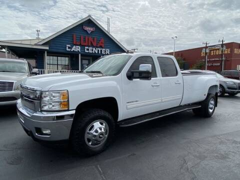 2011 Chevrolet Silverado 3500HD for sale at LUNA CAR CENTER in San Antonio TX